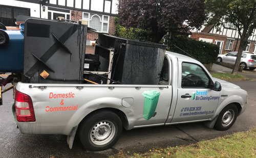 domestic bin cleaning service