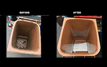 Before and After Bins 2
